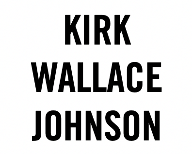 Kirk Wallace Johnson-